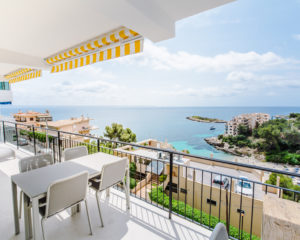 Illetas – Sea view apartment