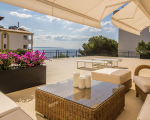 Illetas – Terrace apartment